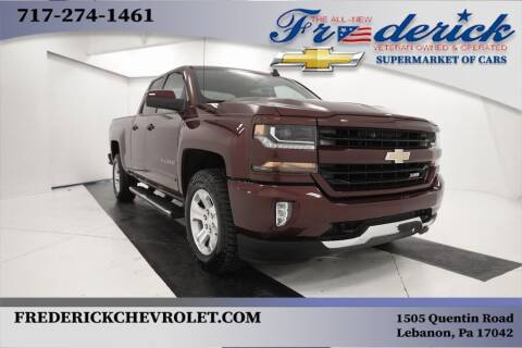 2016 Chevrolet Silverado 1500 for sale at Lancaster Pre-Owned in Lancaster PA