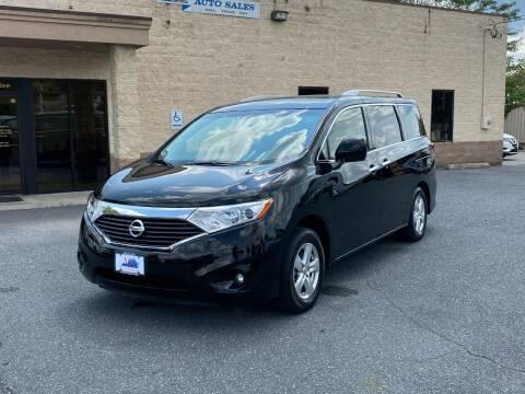 2017 Nissan Quest for sale at Va Auto Sales in Harrisonburg VA