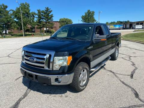 2011 Ford F-150 for sale at JE Autoworks LLC in Willoughby OH