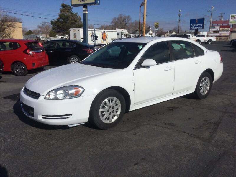 2009 Chevrolet Impala for sale at Beutler Auto Sales in Clearfield UT