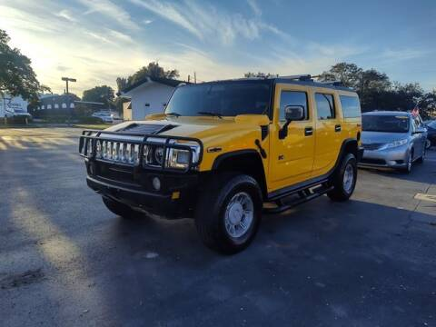 2003 HUMMER H2 for sale at BC Motors PSL in West Palm Beach FL