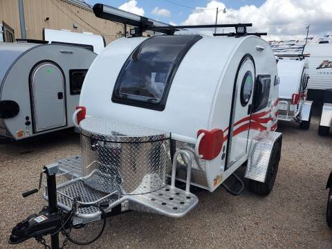 2020 Nucamp T@G BD EDGE for sale at ROGERS RV in Burnet TX