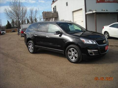 2016 Chevrolet Traverse for sale at Ron Lowman Motors Minot in Minot ND