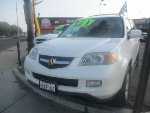 2005 Acura MDX for sale at Quick Auto Sales in Modesto CA
