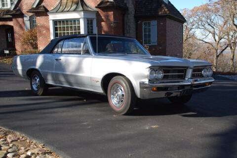 1964 Pontiac GTO for sale at Uftring Classic Cars in East Peoria IL
