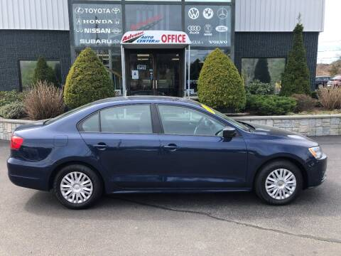 2014 Volkswagen Jetta for sale at Advance Auto Center in Rockland MA