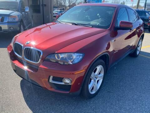 2013 BMW X6 for sale at MAGIC AUTO SALES - Magic Auto Prestige in South Hackensack NJ