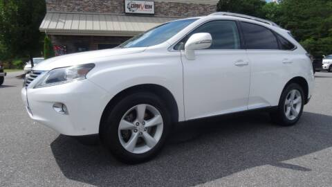 2013 Lexus RX 350 for sale at Driven Pre-Owned in Lenoir NC