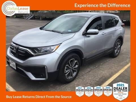 2020 Honda CR-V for sale at Dallas Auto Finance in Dallas TX