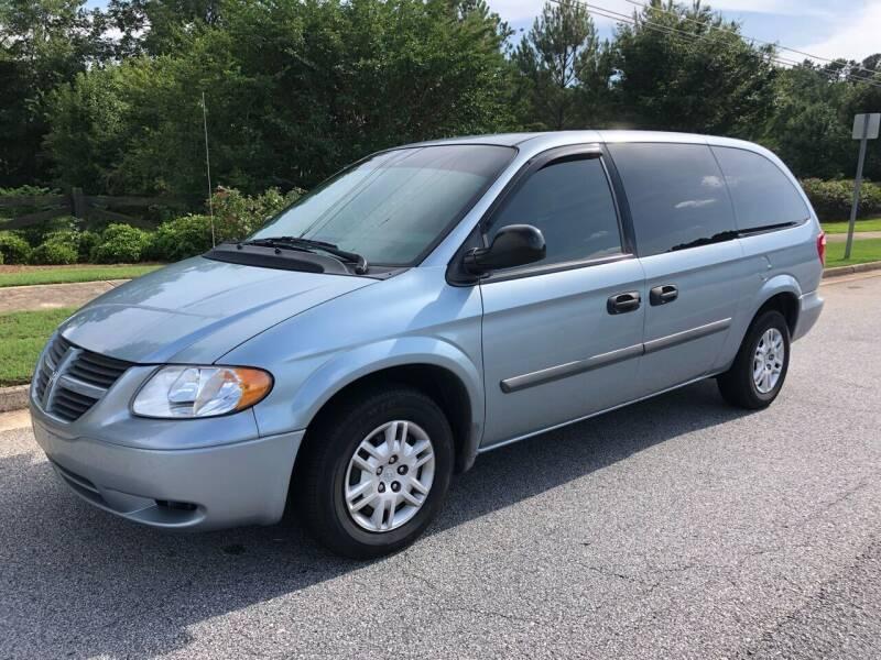 2005 Dodge Grand Caravan for sale at Judex Motors in Loganville GA