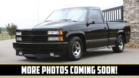 1990 Chevrolet C/K 1500 Series for sale at UNIQUE SPECIALTY & CLASSICS in Mankato MN