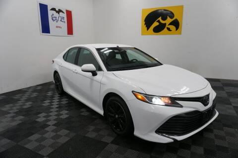 2018 Toyota Camry for sale at Carousel Auto Group in Iowa City IA