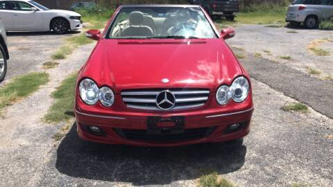 2009 Mercedes-Benz CLK for sale at K-M-P Auto Group in San Antonio TX