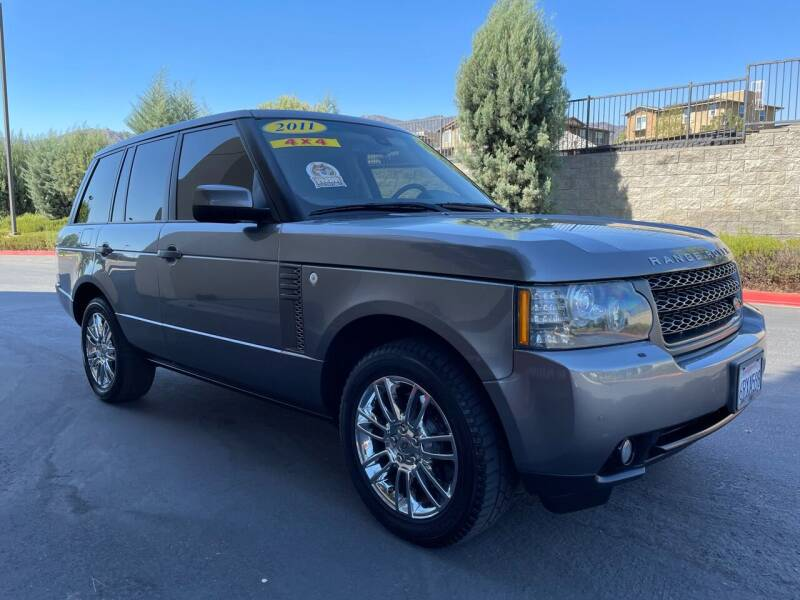 2011 Land Rover Range Rover for sale at Select Auto Wholesales in Glendora CA