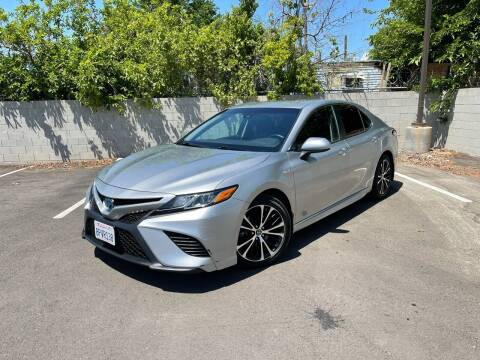 2018 Toyota Camry Hybrid for sale at Used Cars Fresno Inc in Fresno CA