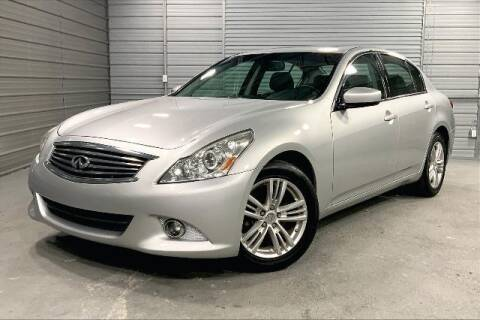 2011 Infiniti G37 Sedan for sale at TRUST AUTO in Sykesville MD