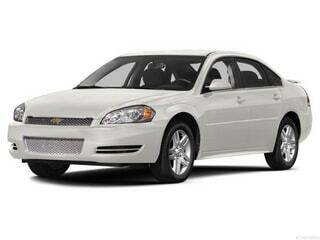 2014 Chevrolet Impala Limited for sale at Kiefer Nissan Budget Lot in Albany OR