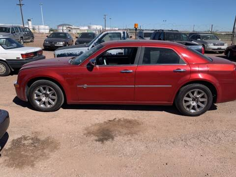 2007 Chrysler 300 for sale at PYRAMID MOTORS - Fountain Lot in Fountain CO