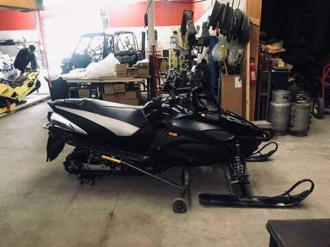 2006 Yamaha apex gt for sale at Tony's Ticonderoga Sports in Ticonderoga NY