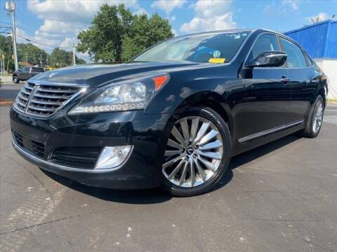 2014 Hyundai Equus for sale at iDeal Auto in Raleigh NC