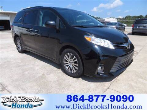 2018 Toyota Sienna for sale at DICK BROOKS PRE-OWNED in Lyman SC