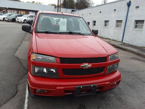 2006 Chevrolet Colorado for sale at Auto Villa in Danville VA