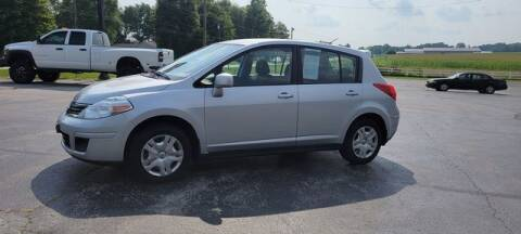 2010 Nissan Versa for sale at Biron Auto Sales LLC in Hillsboro OH
