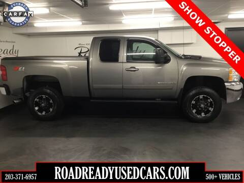 2008 Chevrolet Silverado 2500HD for sale at Road Ready Used Cars in Ansonia CT