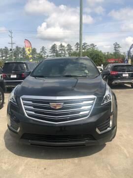 2017 Cadillac XT5 for sale at Gralin Hampton Auto Sales in Summerville SC