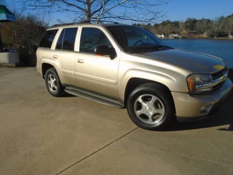 2005 Chevrolet TrailBlazer for sale at Lake Carroll Auto Sales in Carrollton GA