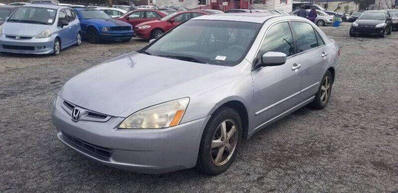 2005 Honda Accord for sale at DREWS AUTO SALES INTERNATIONAL BROKERAGE in Atlanta GA