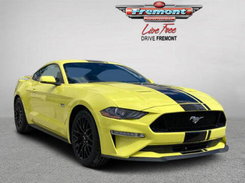 2021 Ford Mustang for sale at Rocky Mountain Commercial Trucks in Casper WY