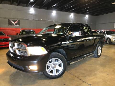 2012 RAM Ram Pickup 1500 for sale at Vogue Auto Sales in Pompano Beach FL
