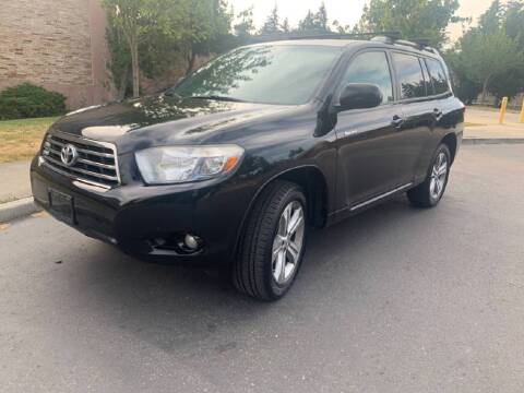 2008 Toyota Highlander for sale at Washington Auto Loan House in Seattle WA