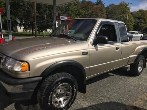 1999 Mazda B-Series Pickup for sale at Gaybrook Garage in Essex MA