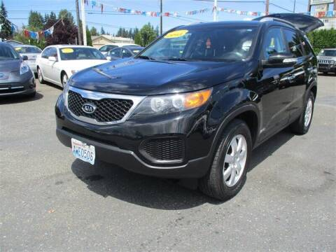 2013 Kia Sorento for sale at GMA Of Everett in Everett WA