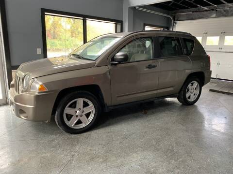 2008 Jeep Compass for sale at Settle Auto Sales STATE RD. in Fort Wayne IN