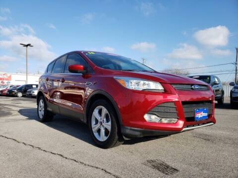 2016 Ford Escape for sale at All Star Mitsubishi in Corpus Christi TX