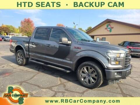 2017 Ford F-150 for sale at R & B Car Company in South Bend IN