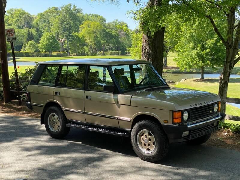 1993 Land Rover Range Rover for sale at Motor Co in Atlanta GA