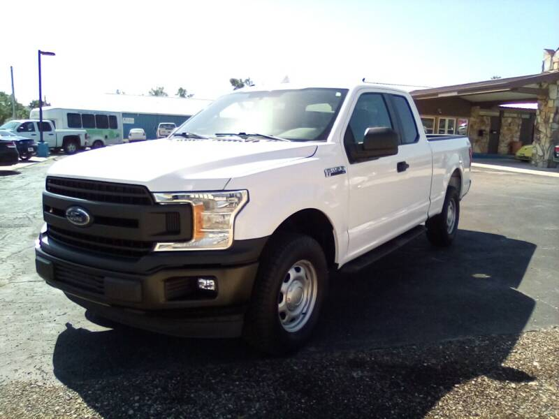 2018 Ford F-150 for sale at Four Guys Auto in Cedar Rapids IA