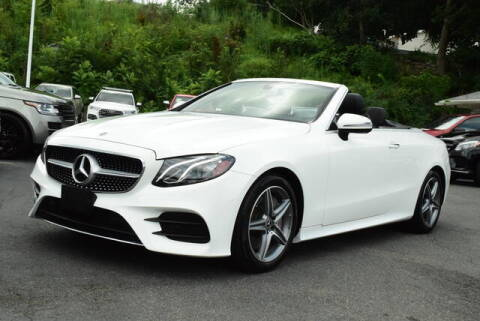 2018 Mercedes-Benz E-Class for sale at Automall Collection in Peabody MA
