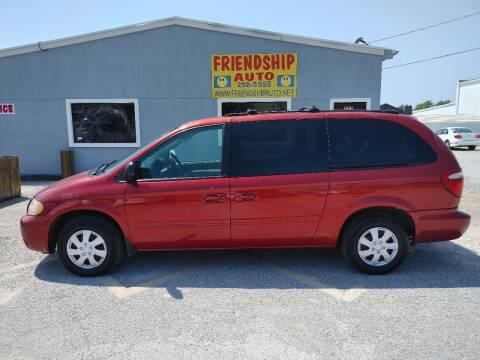 2006 Dodge Grand Caravan for sale at Friendship Auto Sales in Broken Arrow OK