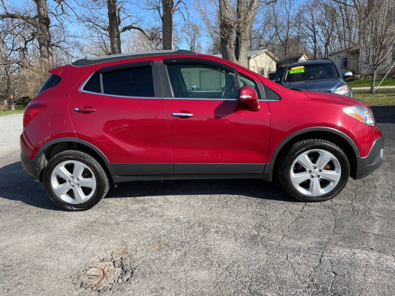 2016 Buick Encore for sale at Westview Motors in Hillsboro OH