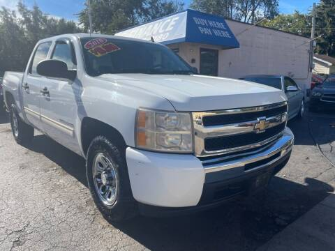 2010 Chevrolet Silverado 1500 for sale at Great Lakes Auto House in Midlothian IL