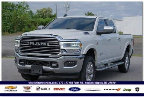 2019 RAM Ram Pickup 2500 for sale at WHITE MOTORS INC in Roanoke Rapids NC
