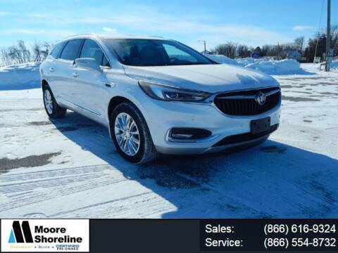 2021 Buick Enclave for sale at Moore Shoreline Chevrolet in Sebewaing MI