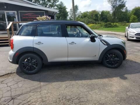 2012 MINI Cooper Countryman for sale at Drive Motor Sales in Ionia MI
