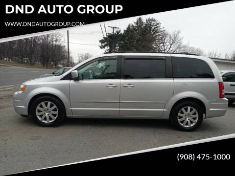2008 Chrysler Town and Country for sale at DND AUTO GROUP 2 in Asbury NJ