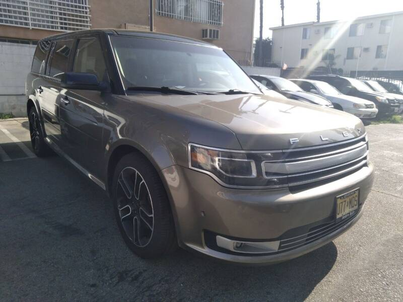 2014 Ford Flex for sale at Western Motors Inc in Los Angeles CA